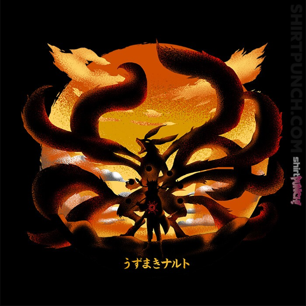 ShirtPunch: Tailed Beast Unleashed