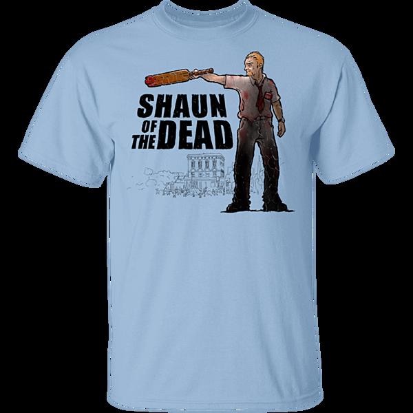 Pop-Up Tee: Shaun Of The Dead