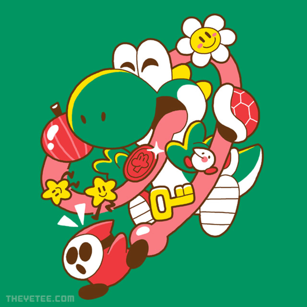 The Yetee: Full Course Meal!