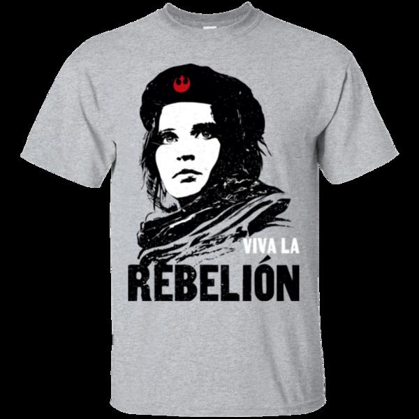 Pop-Up Tee: Viva la Rebelion
