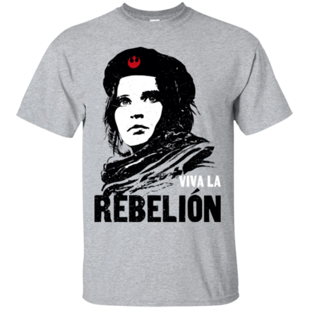 Pop-Up Tee: Viva la Rebelion