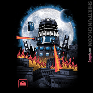 ShirtPunch: Kaiju Dalek