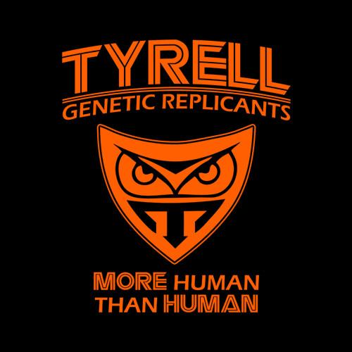 Five Finger Tees: Tyrell Corporation T-Shirt
