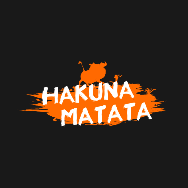 TeePublic: Hakuna Matata