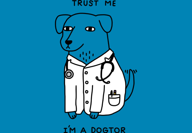 Design by Humans: Dogtor