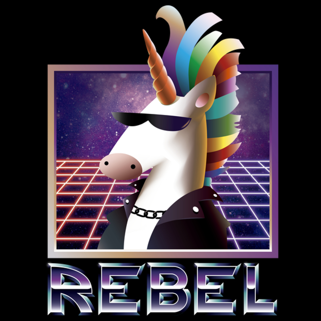 NeatoShop: Rebel unicorn