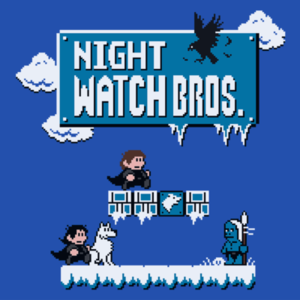 Pop-Up Tee: Night Watch Bros