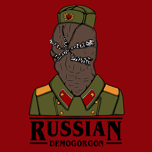 NeatoShop: Russian Demogorgon