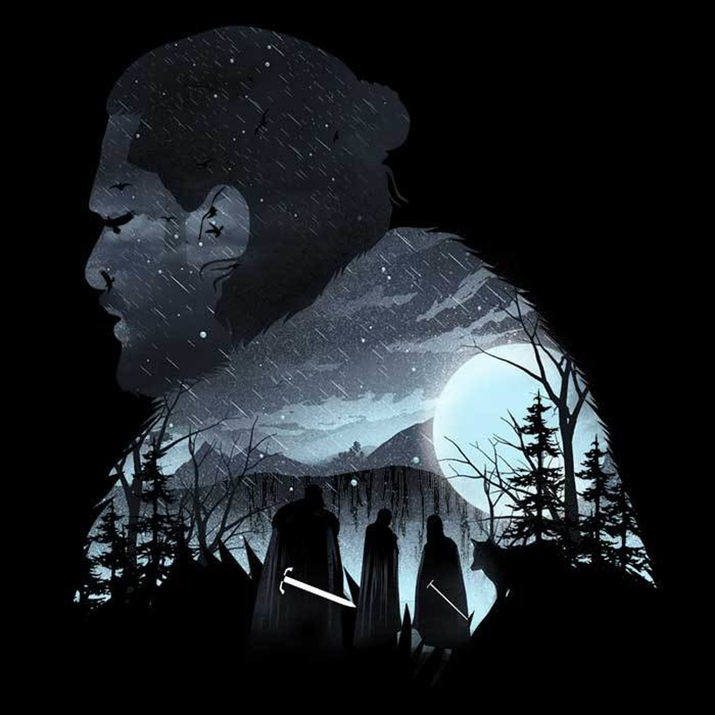Once Upon a Tee: White Wolf