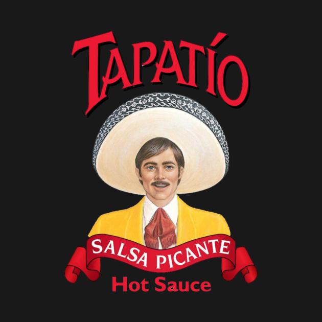TeePublic: Tapatio Salsa Picante T-shirt ajusté