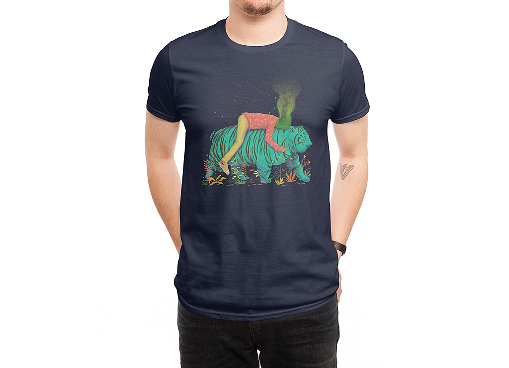 Threadless: comfort with friend