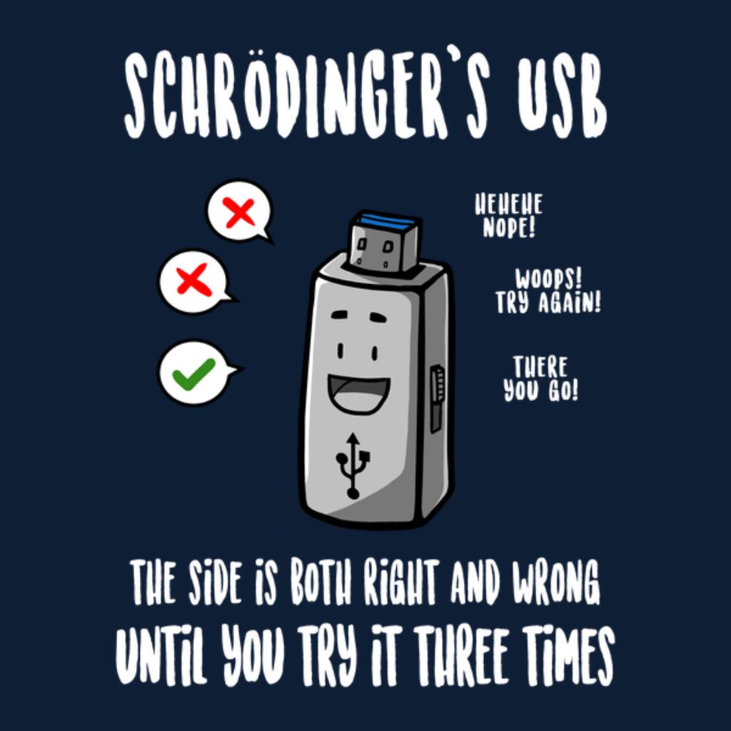 NeatoShop: Schrödinger's USB