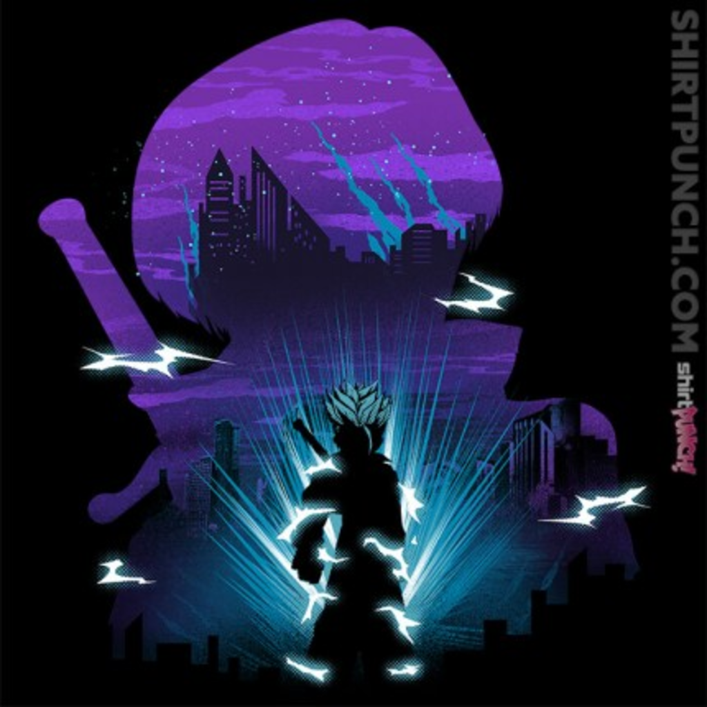 ShirtPunch: Future Skyline