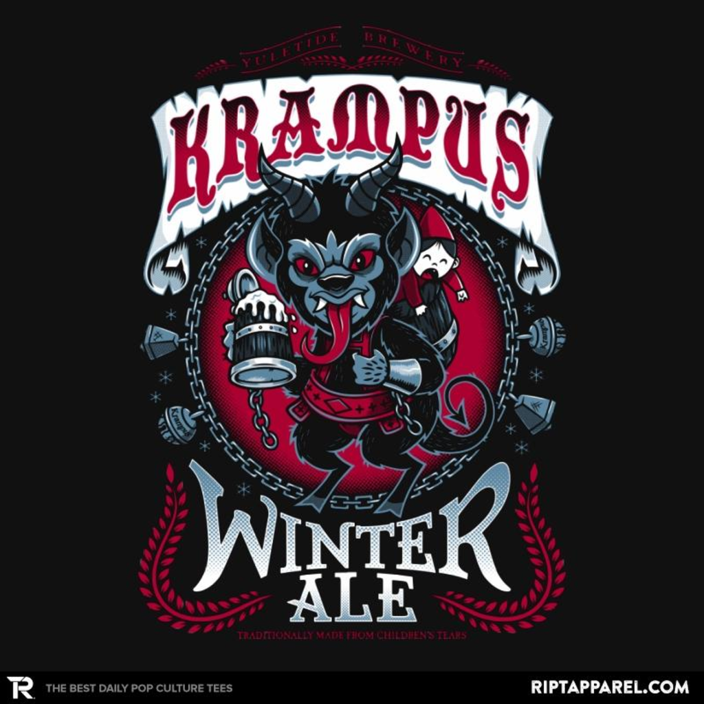 Ript: Krampus Winter Ale