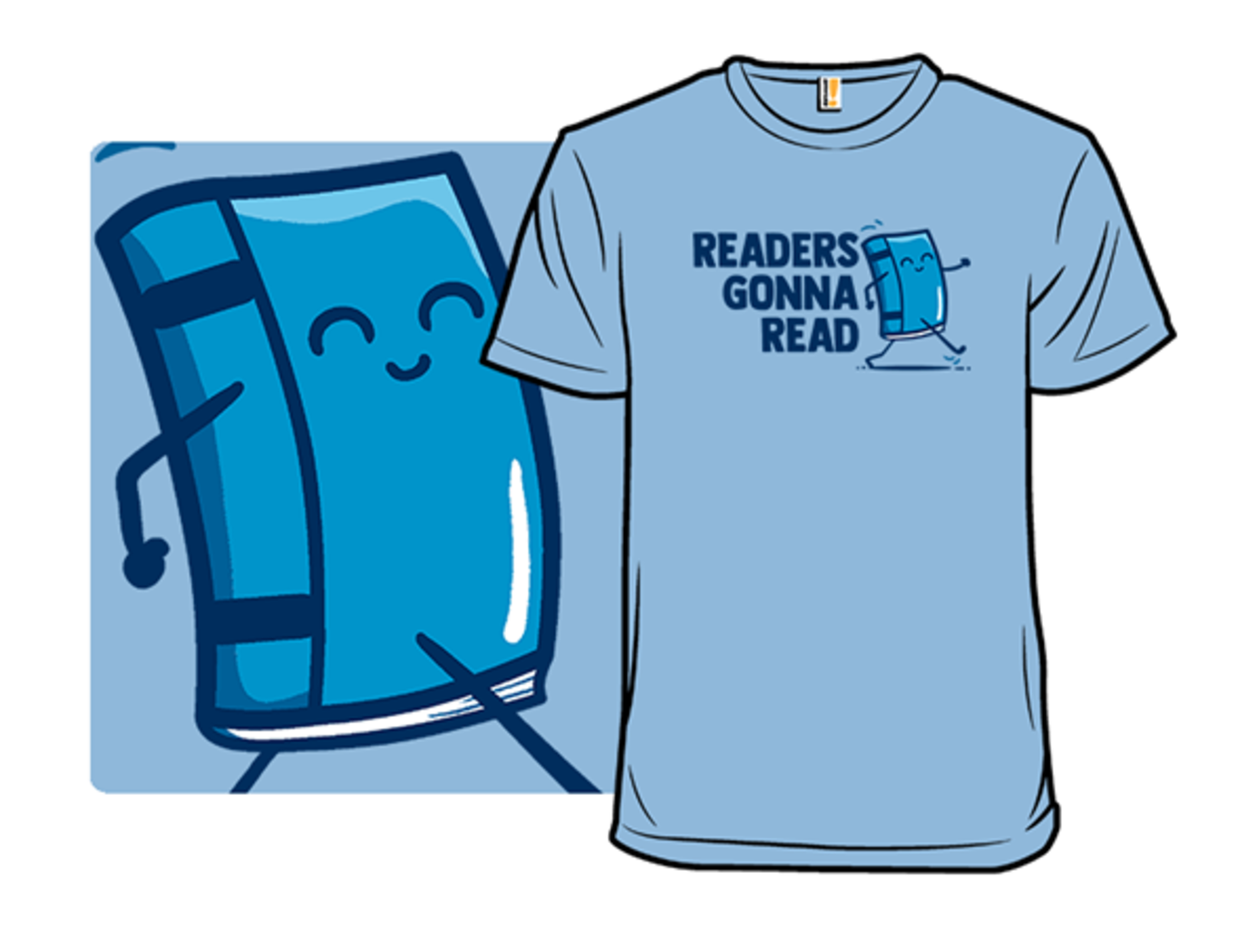 Woot!: Readers Gonna Read - $15.00 + Free shipping