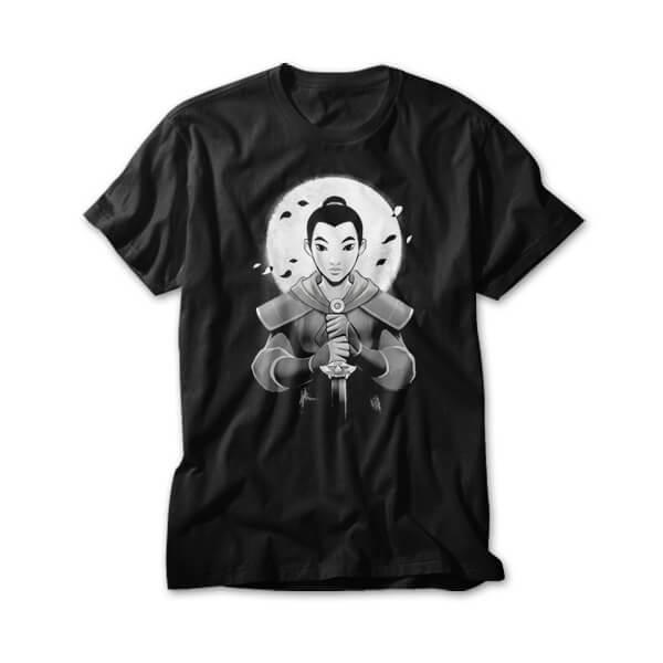 OtherTees: Dragon warrior