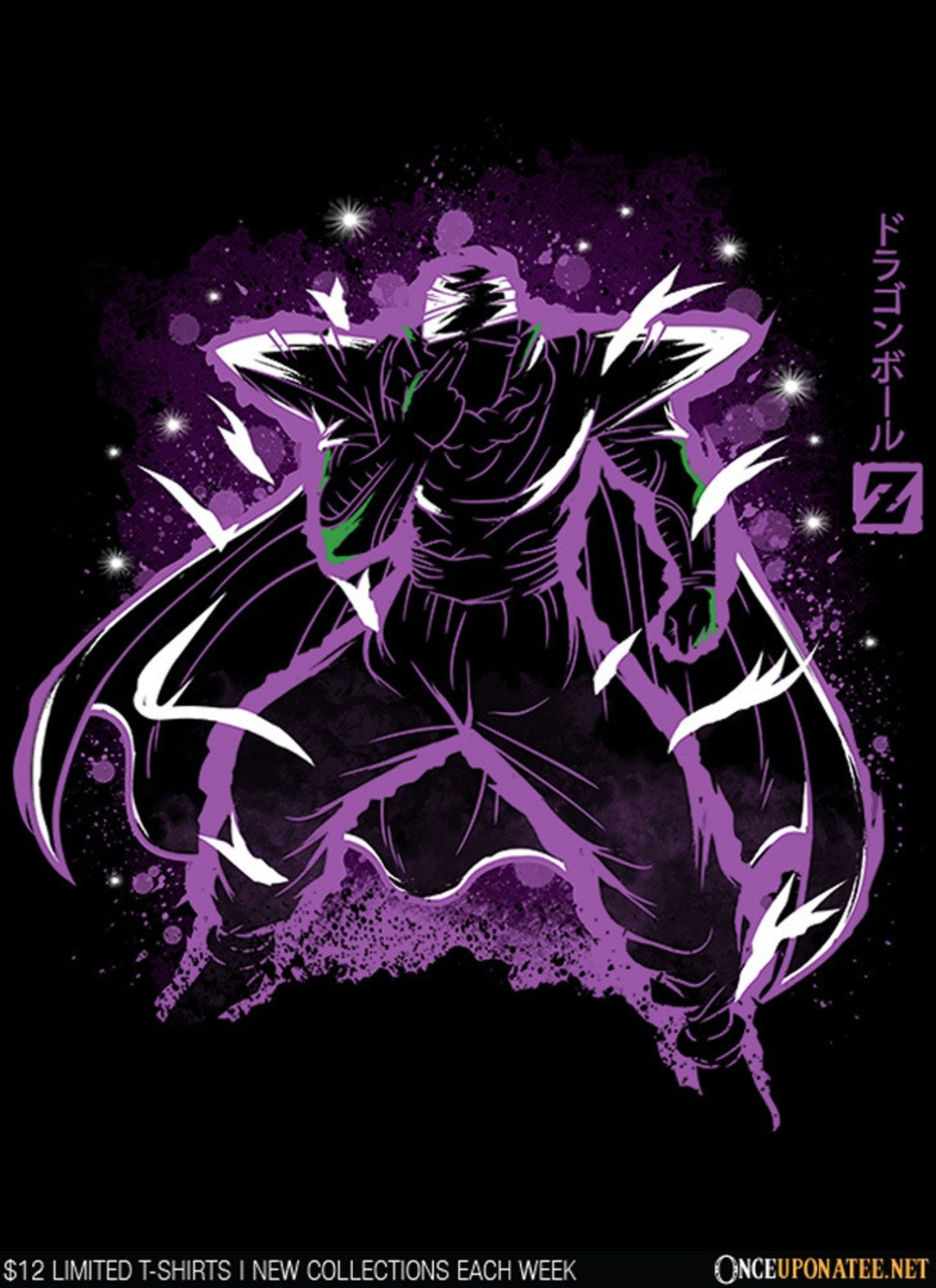 Once Upon a Tee: The Namek