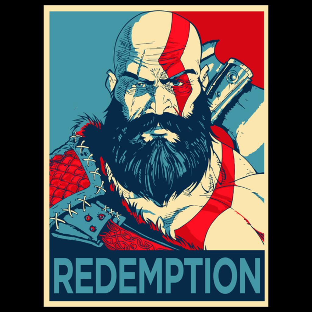 NeatoShop: Kratos God of War Redemptiom