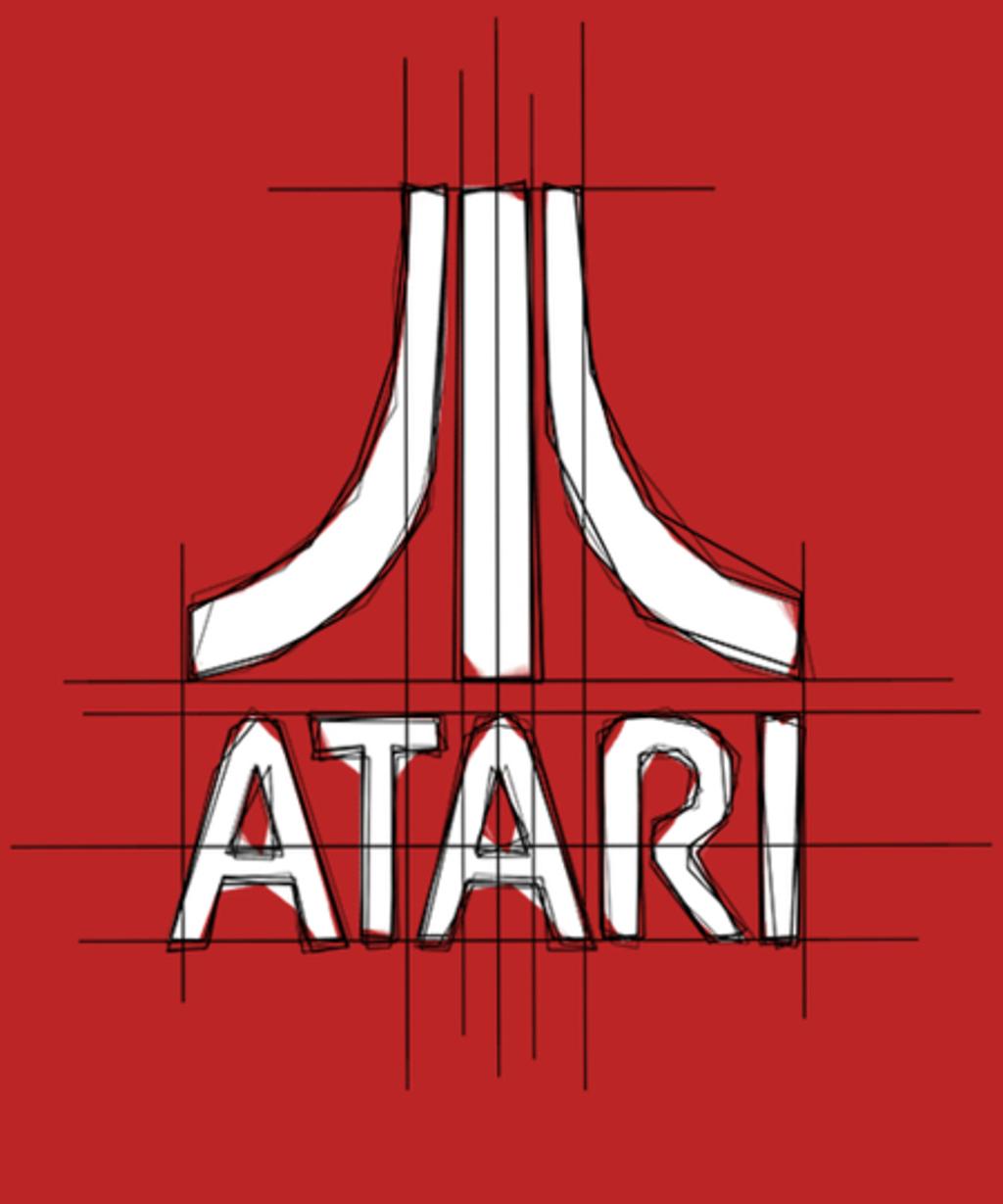 Qwertee: Sketch Atari