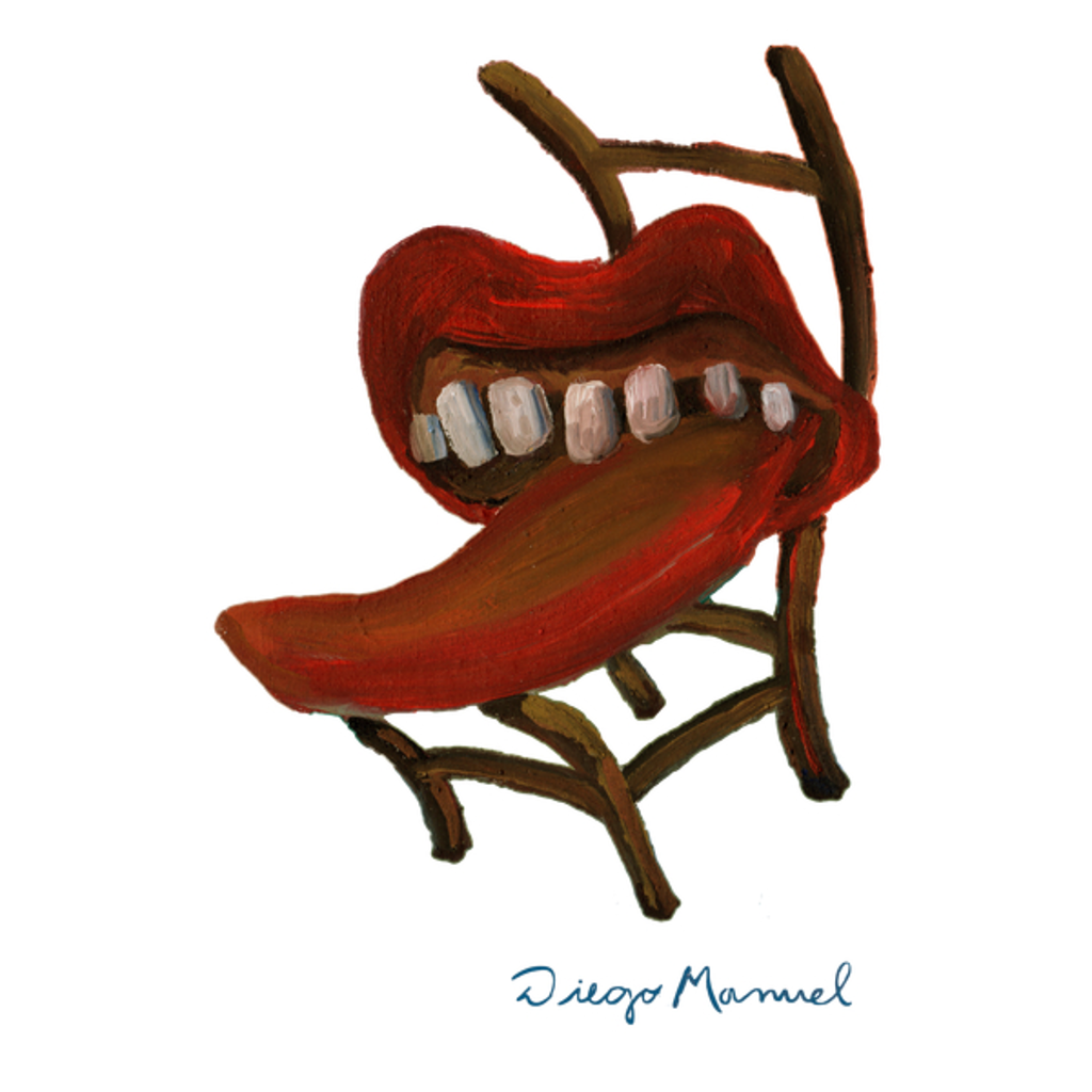 NeatoShop: Mouth chair