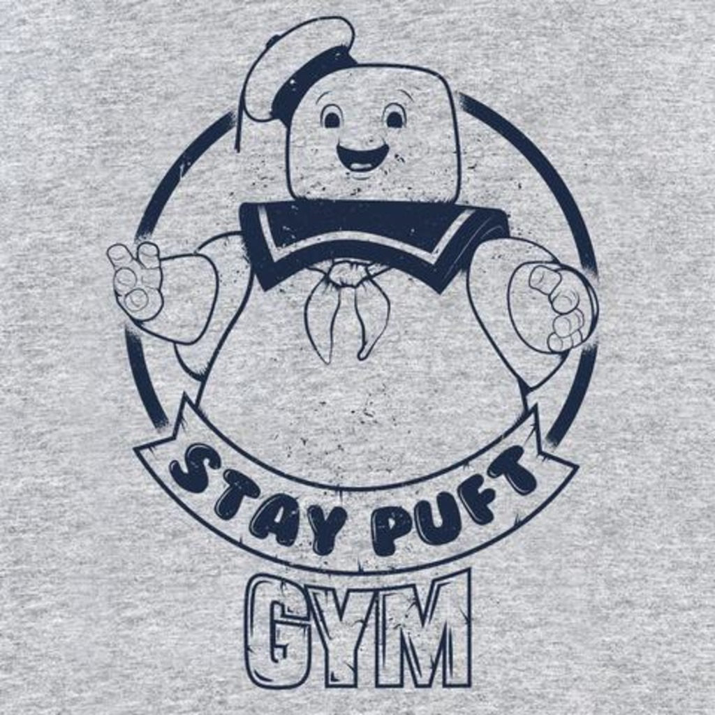 FandomShirts: Stay Puft Gym