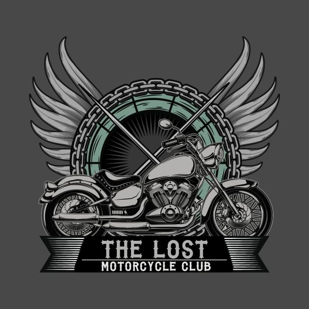 TeePublic: THE LOST MC