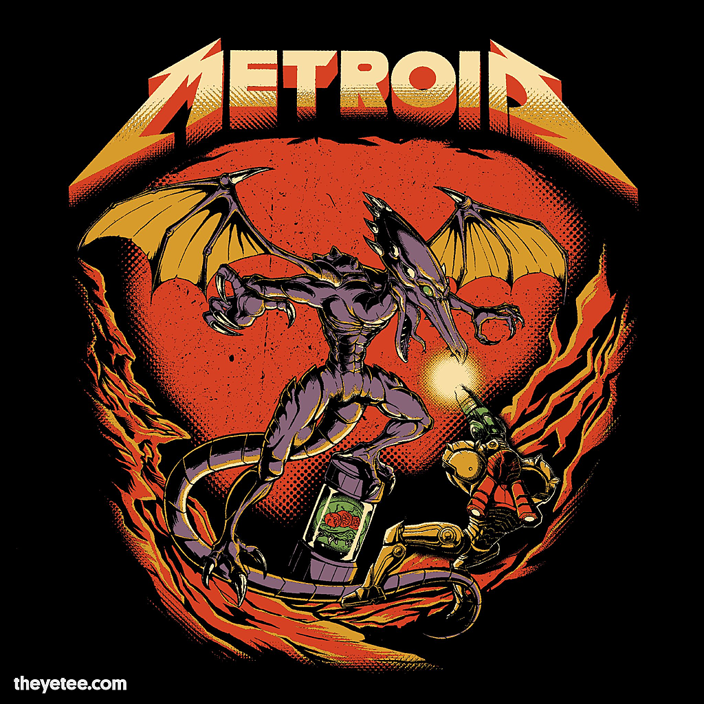 The Yetee: Hunter Enters