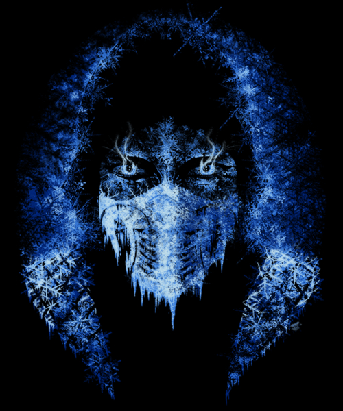 Qwertee: Shadow and Frost