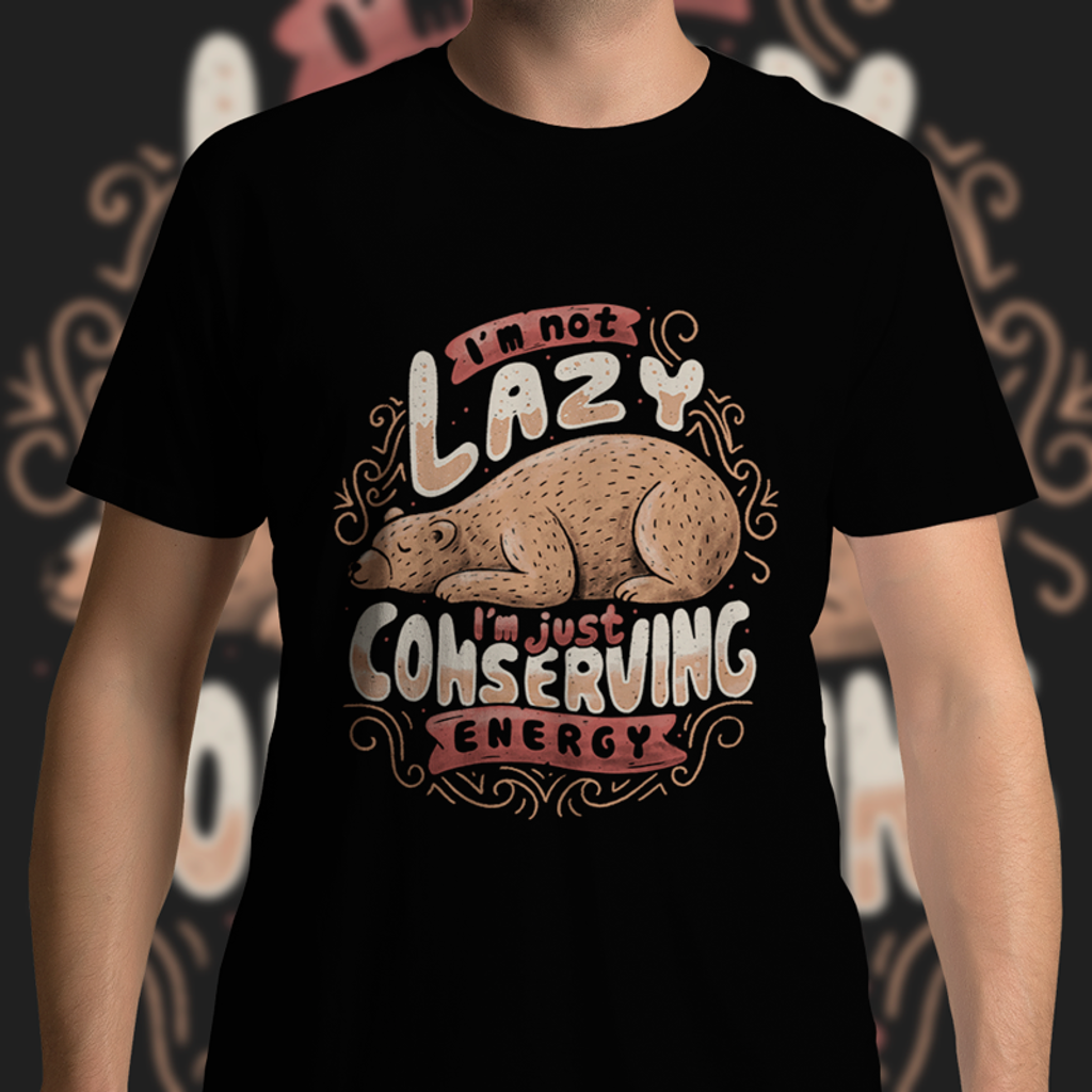 Wistitee: Lazy Bear