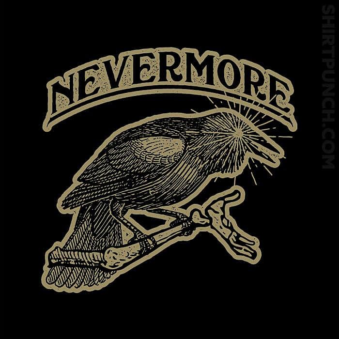 ShirtPunch: Nevermore