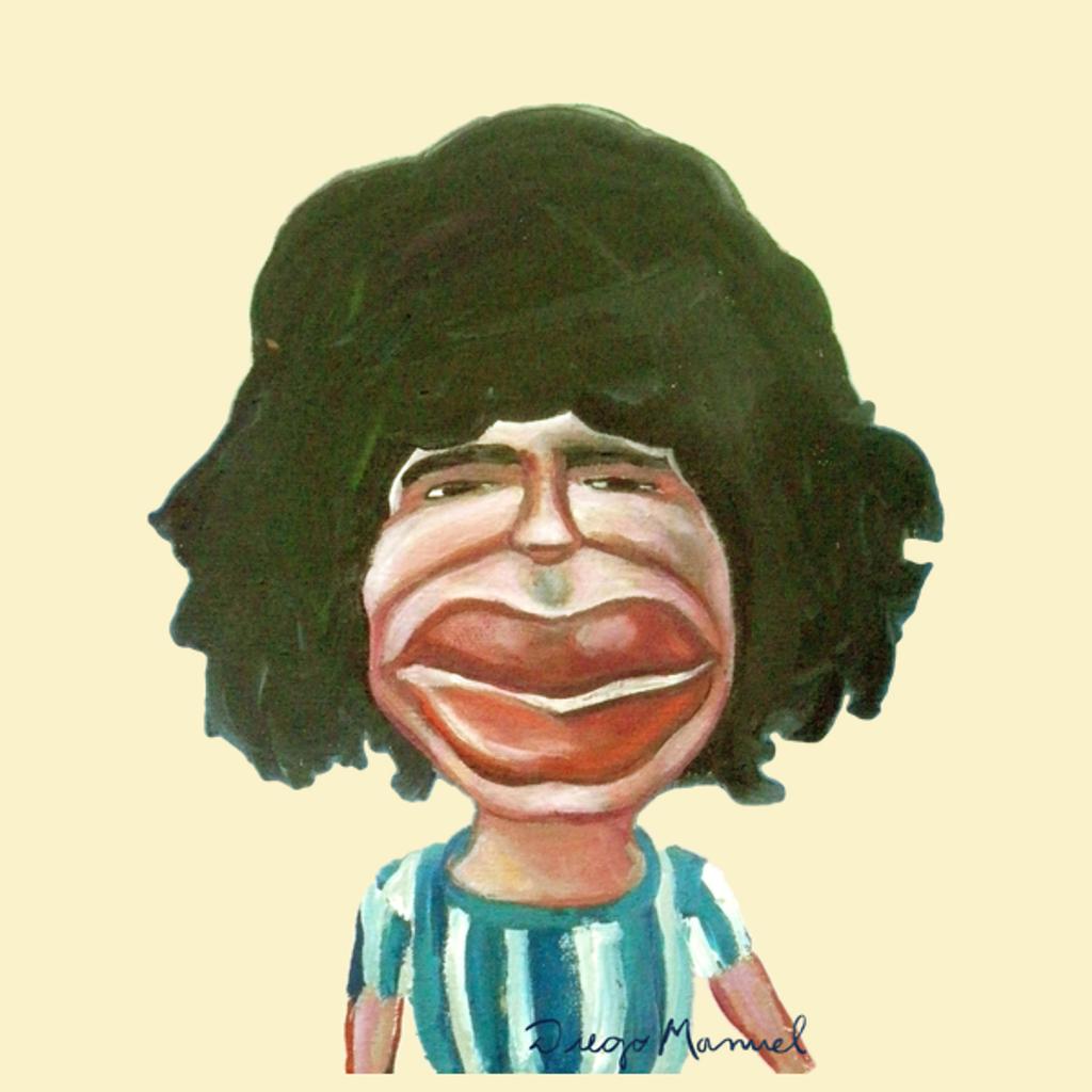 NeatoShop: Diego de Argentina