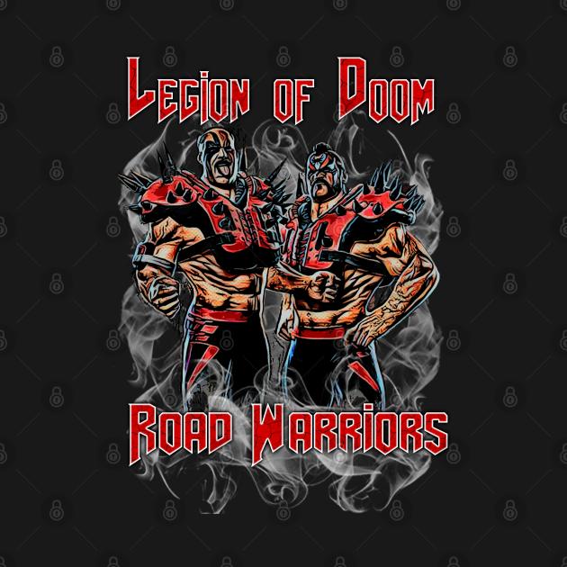 TeePublic: Legion of doom
