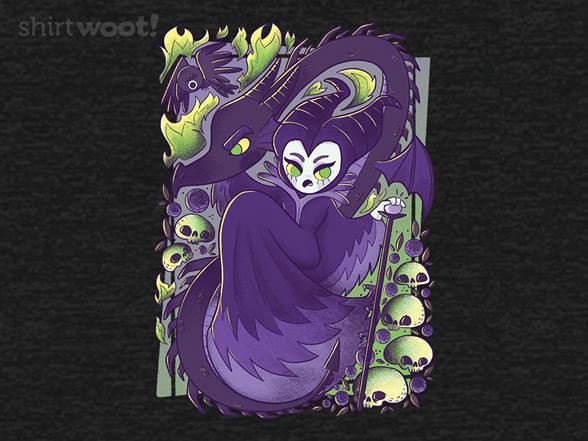 Woot!: Purple Dragon