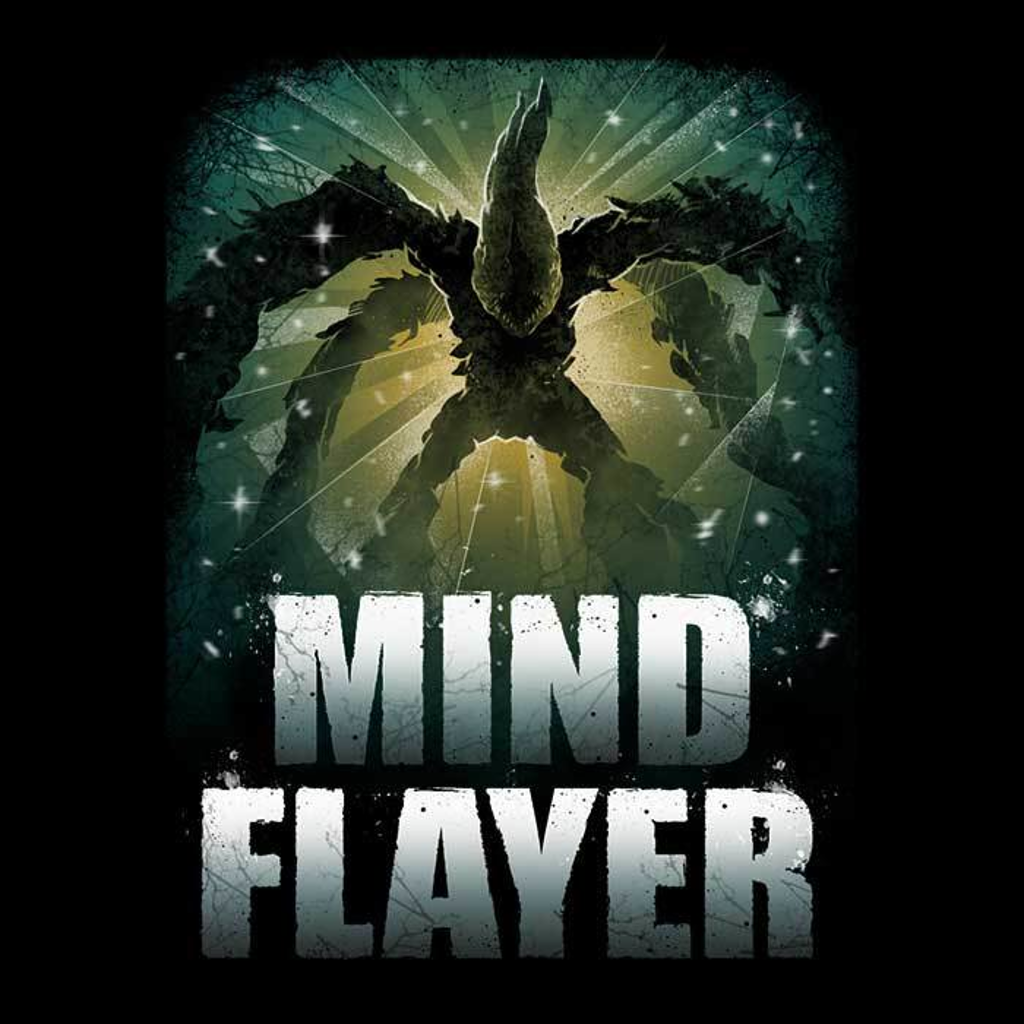 Once Upon a Tee: The Mind Flayer
