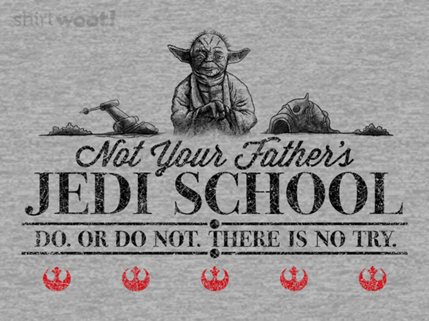 Woot!: Not Your Fathers