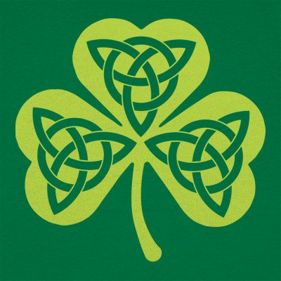 6 Dollar Shirts: Celtic Shamrock
