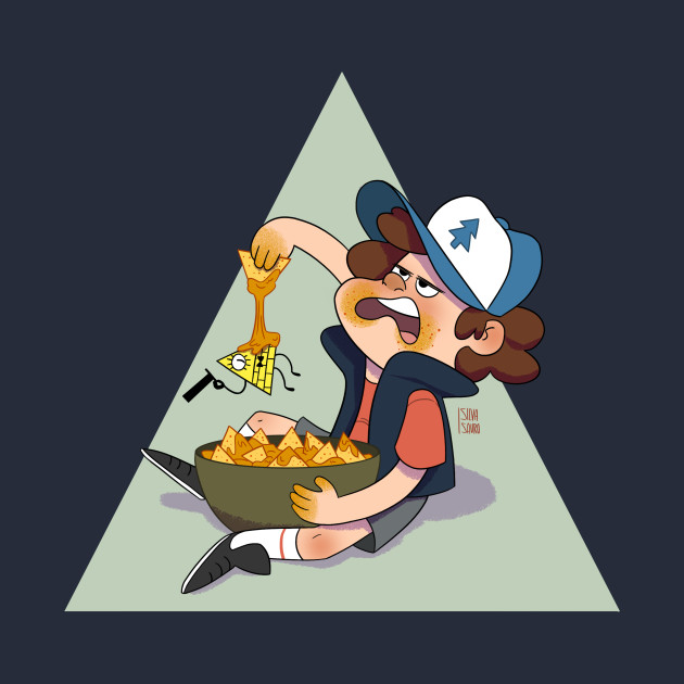 TeePublic: Bill Nacho Cipher