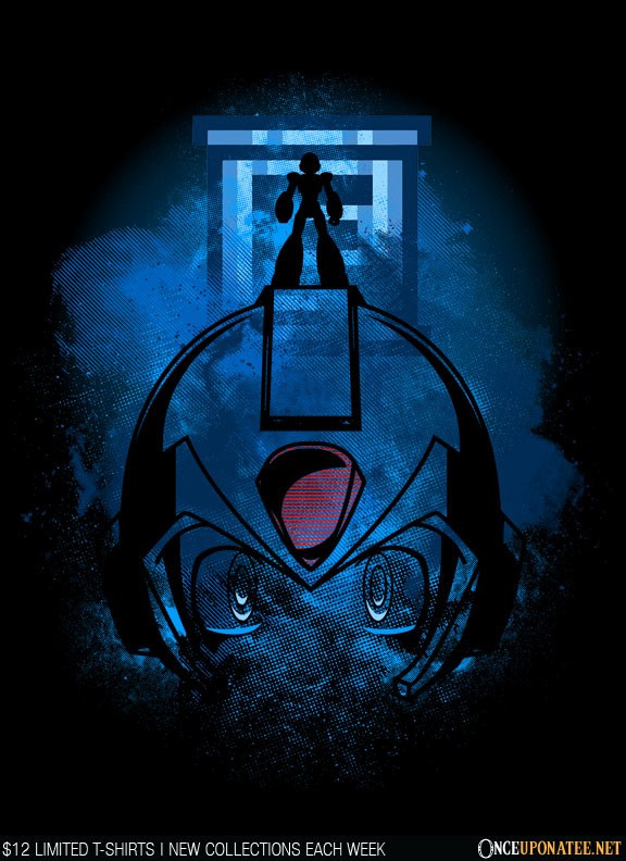 Once Upon a Tee: Robot Night