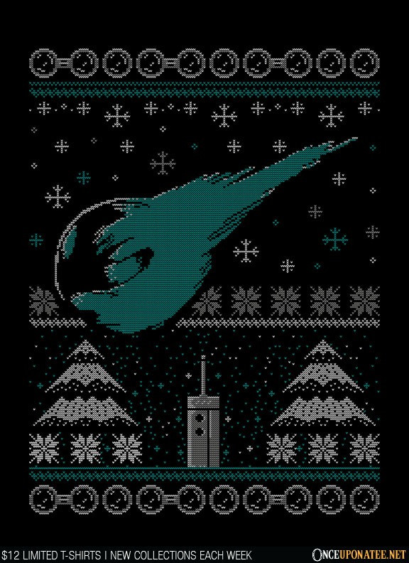 Once Upon a Tee: Ugly Fantasy Sweater