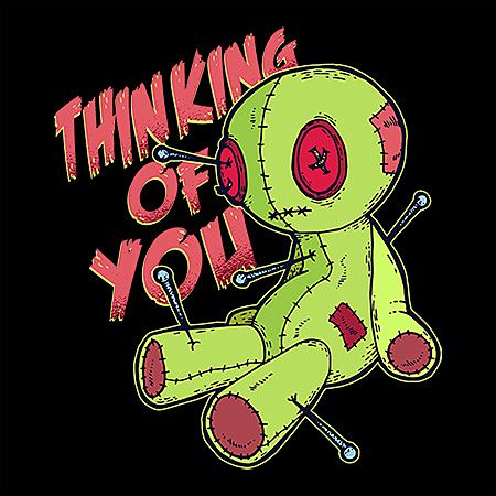 MeWicked: Voodoo Doll - Thinking of You