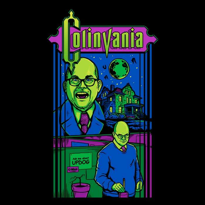 Once Upon a Tee: Colinvania