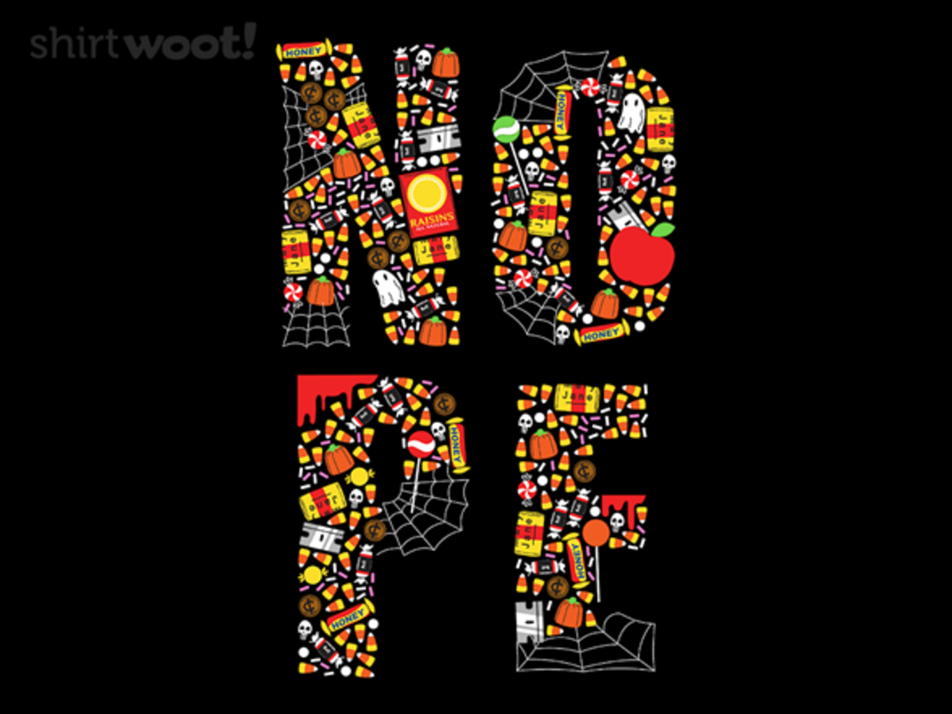 Woot!: A Halloween Nope - $7.00 + $5 standard shipping