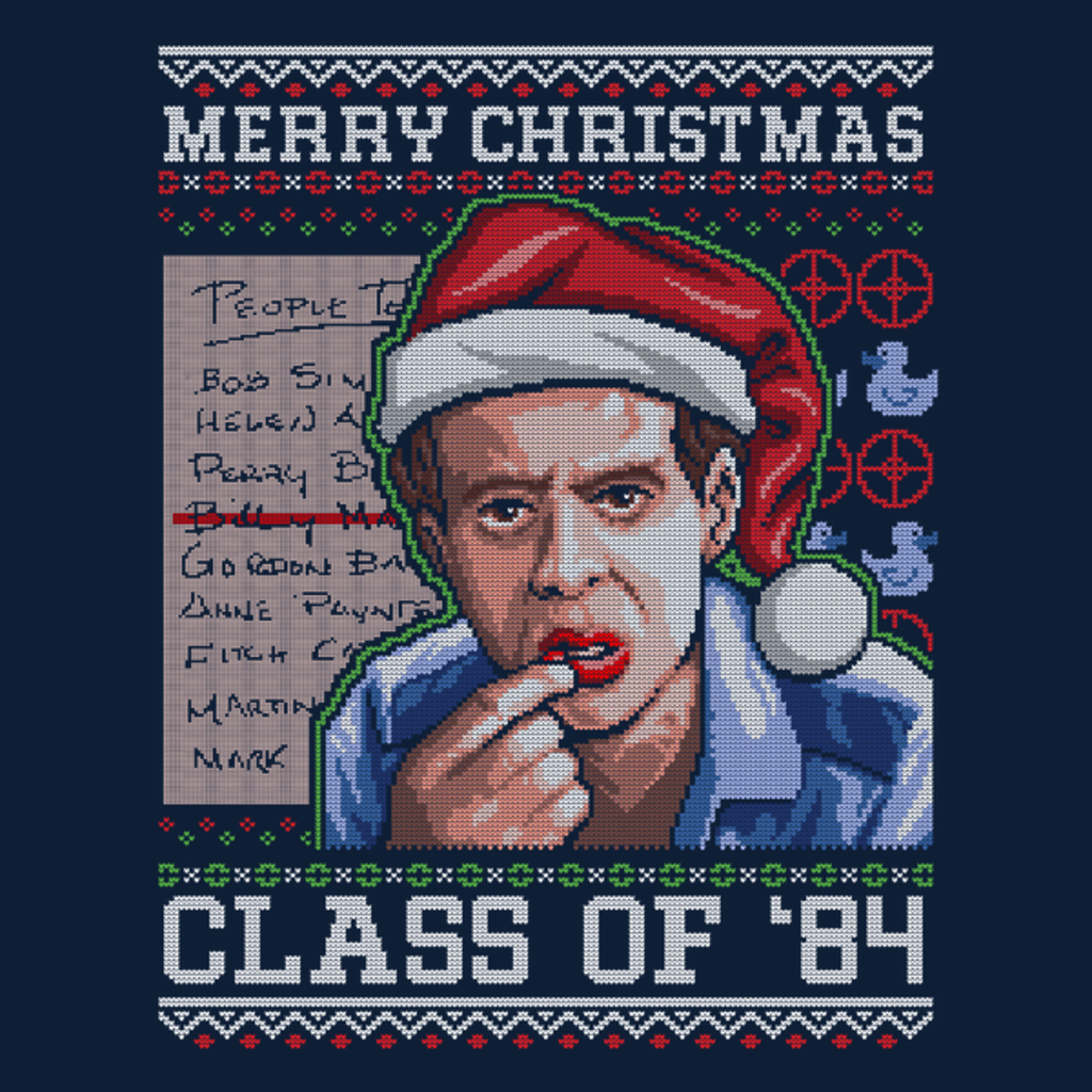 NeatoShop: Merry Christmas Class of '84