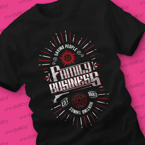 ShirtPunch: The Family Business