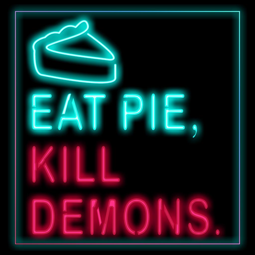 NeatoShop: Eat Pie. Kill Demons.