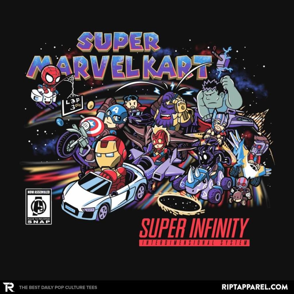 Ript: Marvelous Kart