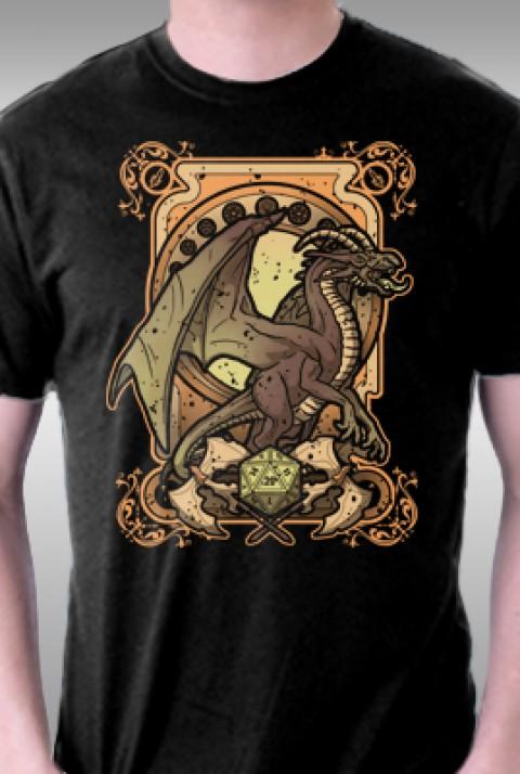 TeeFury: Dark Dragon