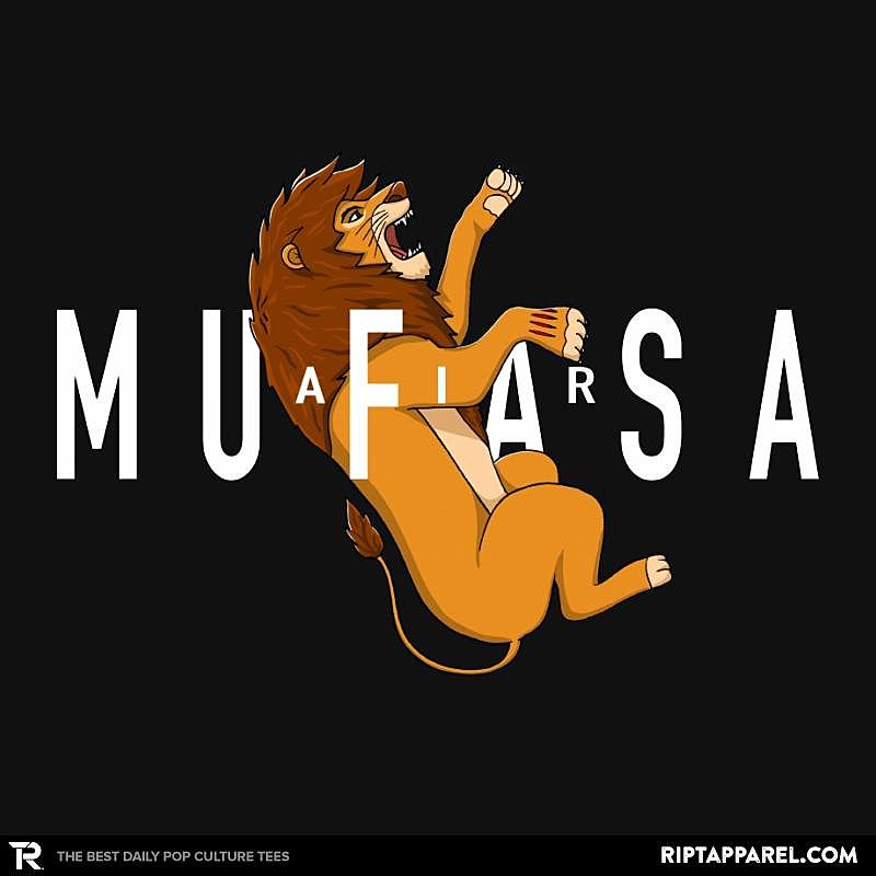 Ript: Air Mufasa
