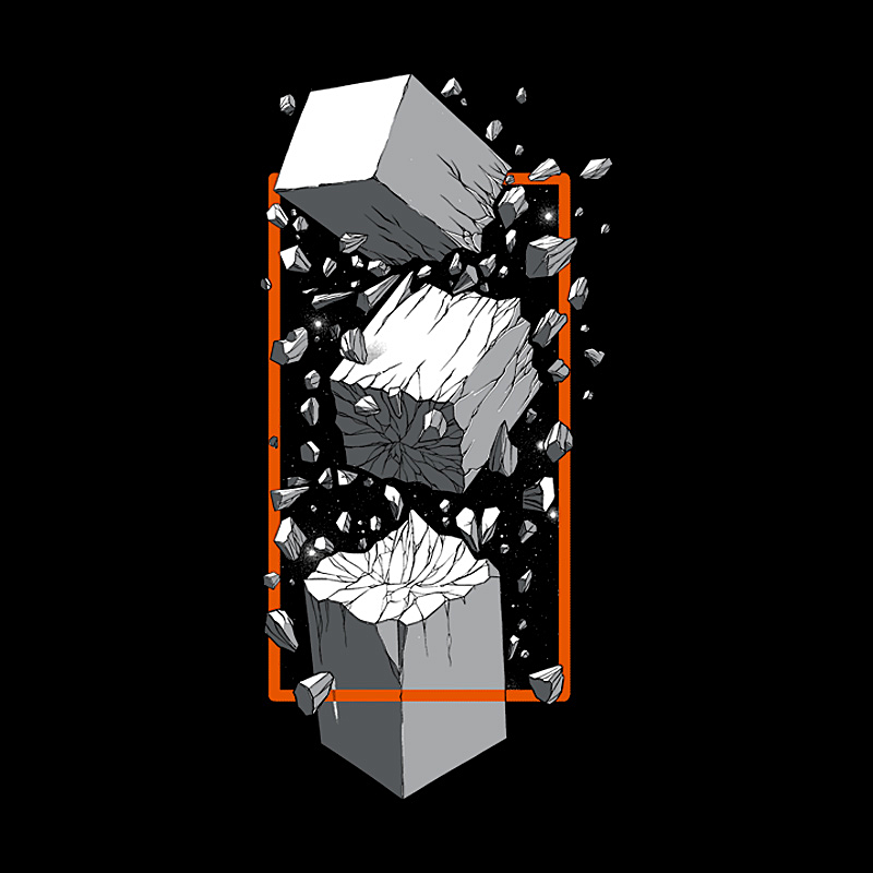 Pampling: Broken Dimension