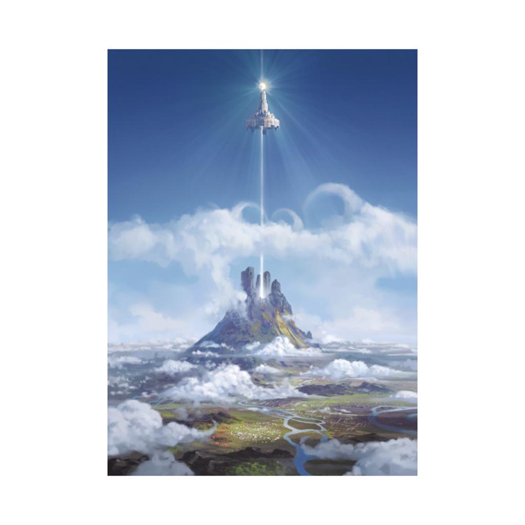 TeePublic: The Pillar